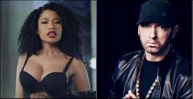 Eminem'in Kamikaze Uçuşu'nda Yolu Nicki Minaj ile Kesişti