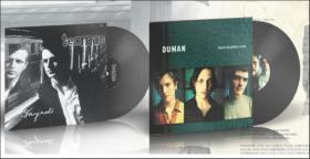 Türkçe Rock Müziğin Efsane Albümleri Şimdi Plak Formatında!!