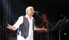 Edip Akbayram 45. Sanat Yılı Kutlamaları