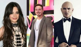 Camila Cabello, Pitbull ve J Balvin ile Çalışmalarına Devam Ediyor